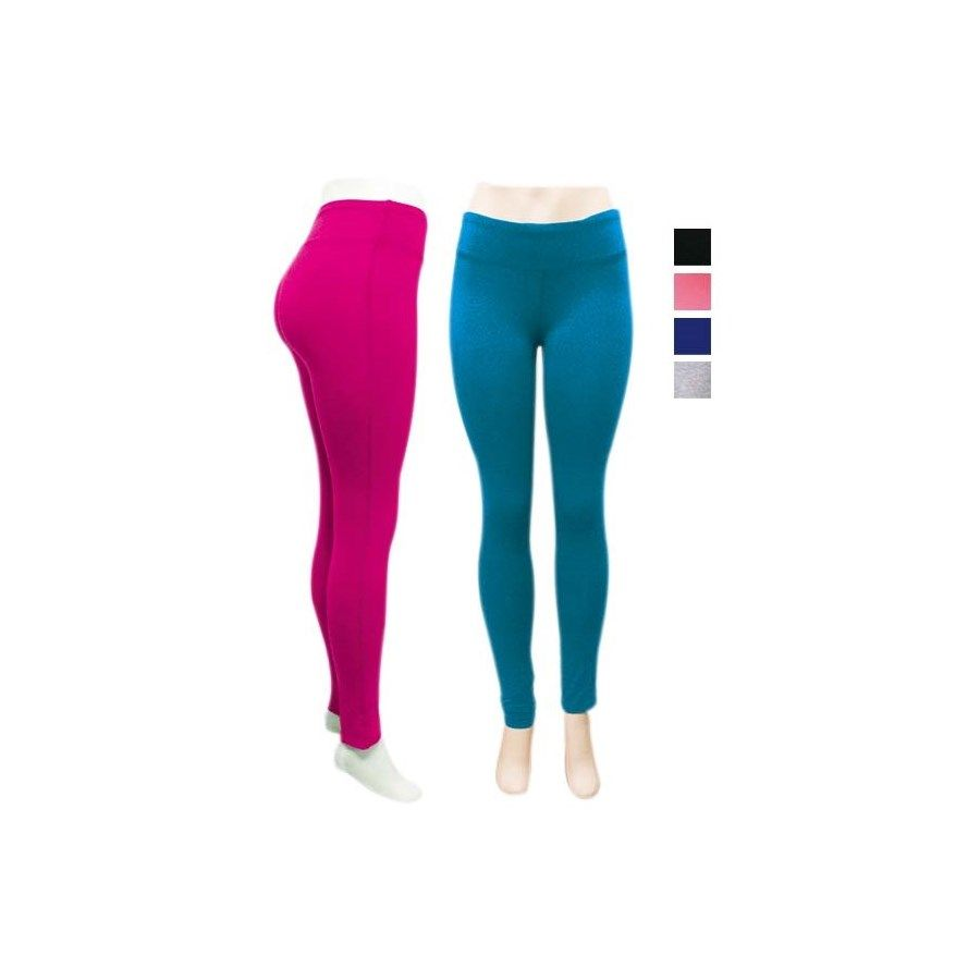 69c5c5bca1251 24 Units of Lady's Sports Pants In Assorted Color - Womens Leggings - at -  alltimetrading.com