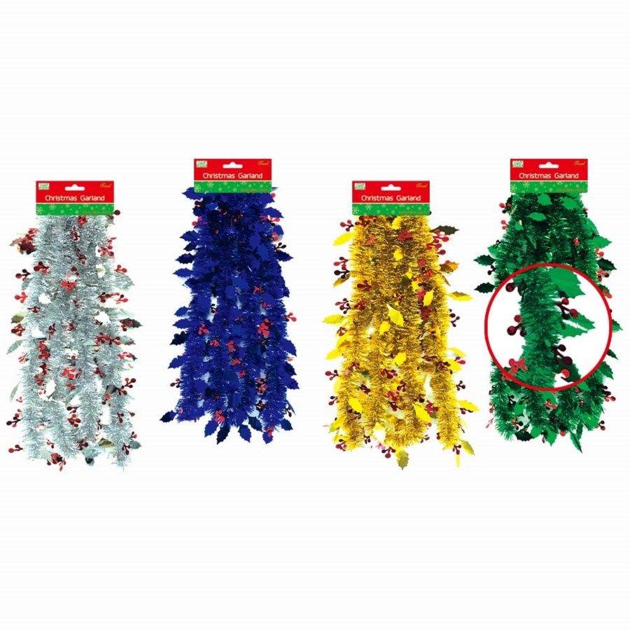Bulk Christmas Garland.144 Units Of Christmas Garland Christmas Ornament