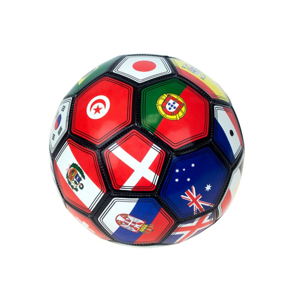 c05716670 30 Units of Kids Soccer Balls Size 5 in Multi-Country Print - Sports Toys -  at - alltimetrading.com