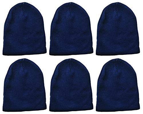 Yacht   Smith Kids Winter Beanie Hat Assorted Colors Bulk Pack Warm Acrylic  Cap (6 Pack Royal Blue) - Winter Hats - at - alltimetrading.com d23ff4b5098