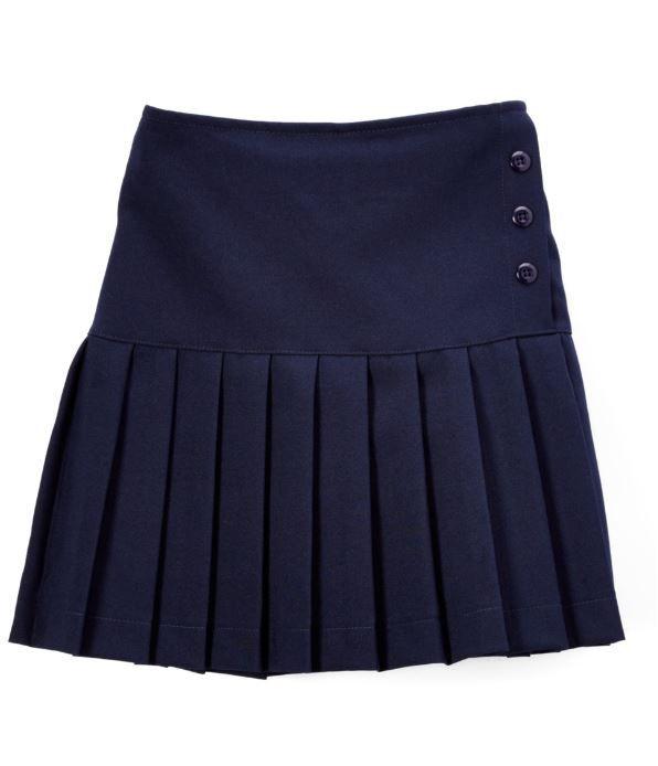 Sizes 9-13 Years /& Womens UK 10-18 Ozmoint Girls School Uniform Stretch Fabric Bengaline Skirt Fitted Straight Skirts Black Navy
