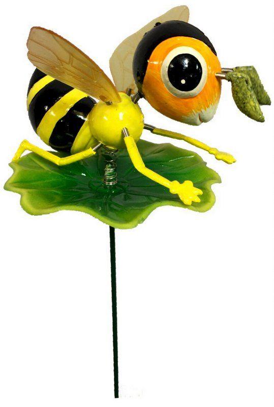 Garden Stake Decoration Honey Bee