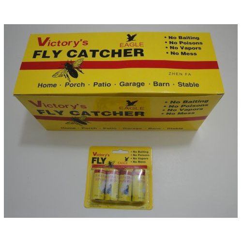 144 Units of 4pc Fly Trap - Pest Control