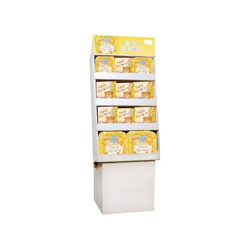 Baby Shower Pre-Packed Floor Shipper, 156 Ct.