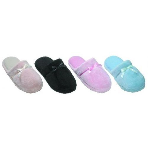 36 Units of Ladies Winter Slipper - Womens Slippers