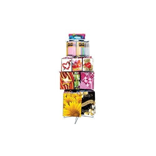 Spring Gift Bags & Tissue Floor Shipper 162 Ct. - Gift Bags Assorted