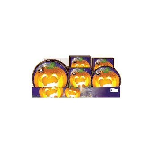 Pumpkin Grins Pre-Packed Counter Shipper, 96 Ct. - Halloween & Thanksgiving