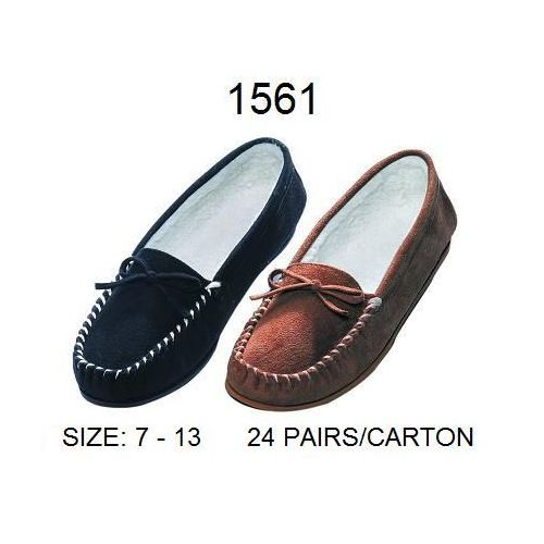 f373bff0bd2 36 Units of Mens Slipper With Sherpa Lining - Men s Slippers - at -  alltimetrading.com