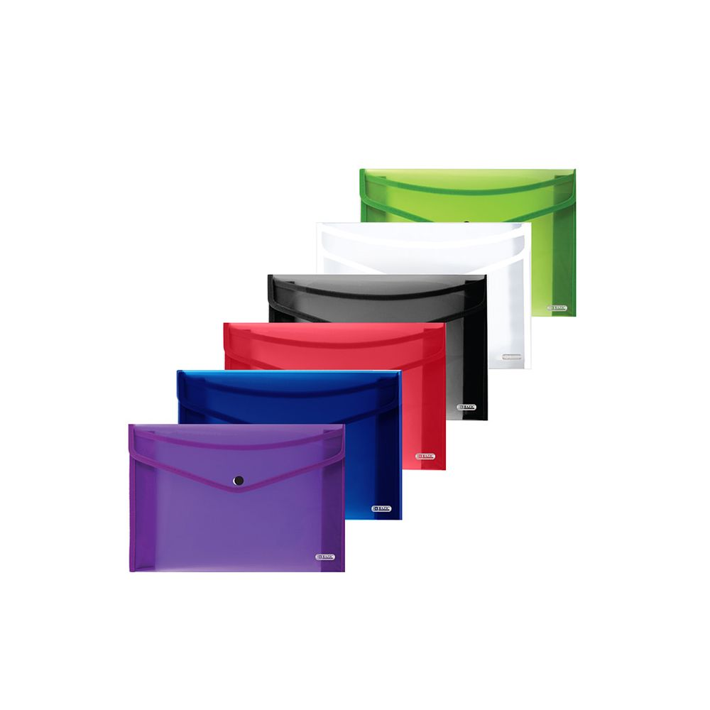 24 Units of V-Flap Legal Size Document Holder - Folders and Report Covers