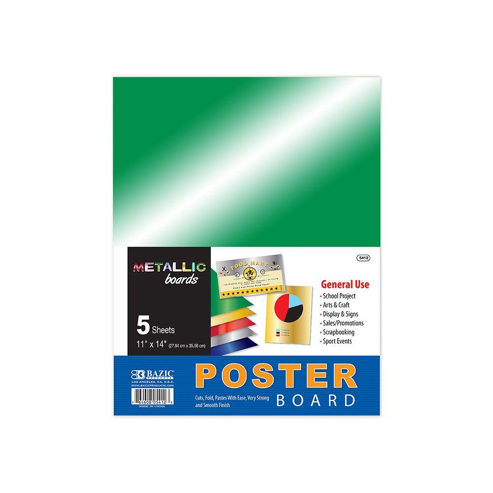 11x14 heavy poster board