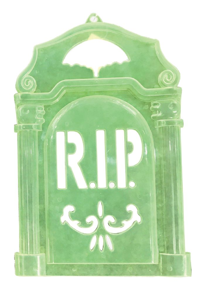 48 Units of PRIDE GLOW IN THE DARK HALLOWEEN DECORATION 15X10 INCHES ASSORTED