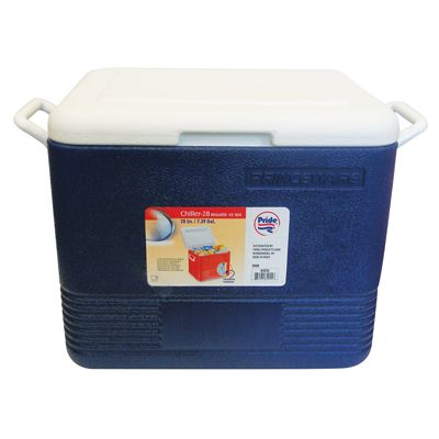 INSULATED COOLER 7.4 GALLON