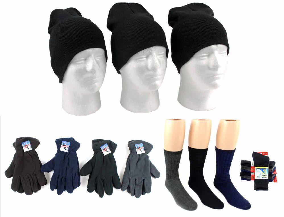 6c32343804f 180 Units of Adult Beanie Knit Hats
