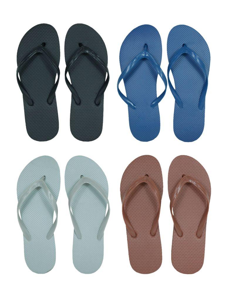 aad6a3b85 96 Units of Children s Flip Flops - Solid Colors - Boys Flip Flops   Sandals  - at - alltimetrading.com