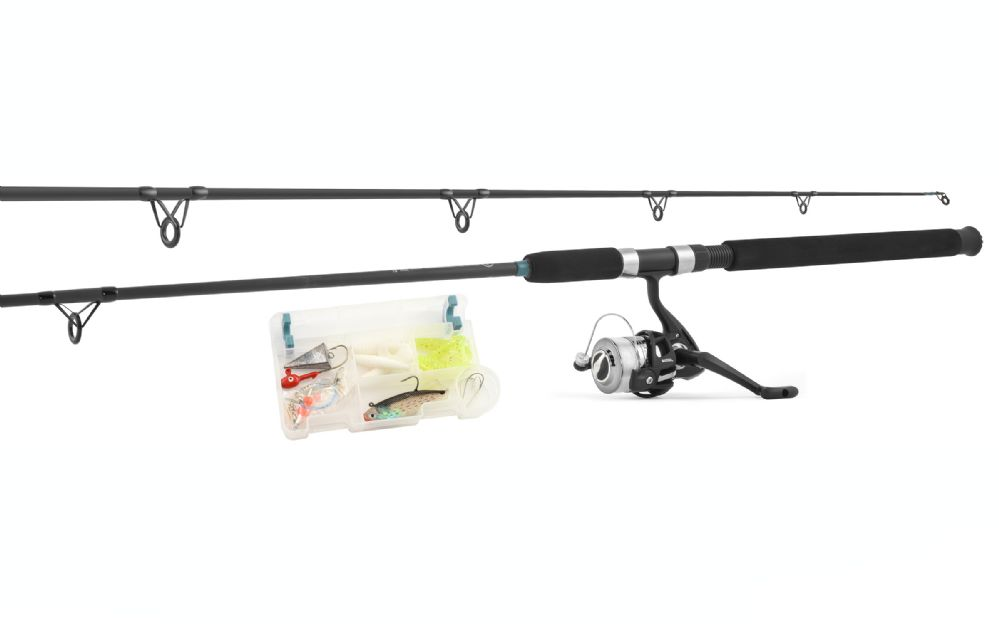 3 Units of Ready 2 Fish R2F3 STRIPER SPN COM W/KIT - Fishing - Combos