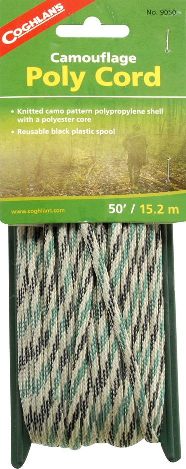 64 Units of Coghlan'S Ltd. CAMO CORD                      - Outdoor Recreation - Camping