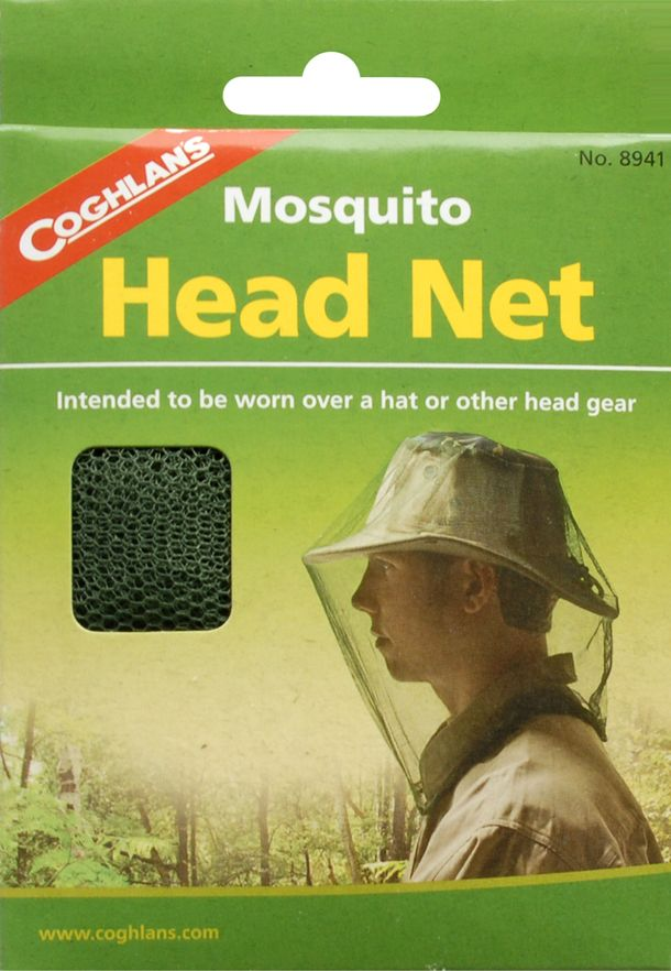59 Units of Coghlan'S Ltd. MOSQUITO HEAD NET - Outdoor Recreation - Camping