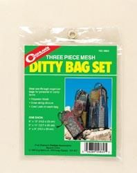 40 Units of Coghlan'S Ltd. MESH DIRTY BAG SET - Outdoor Recreation - Camping