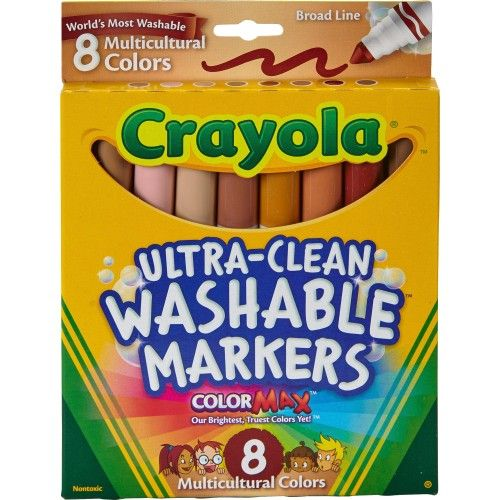 crayola multicultural marker markers at