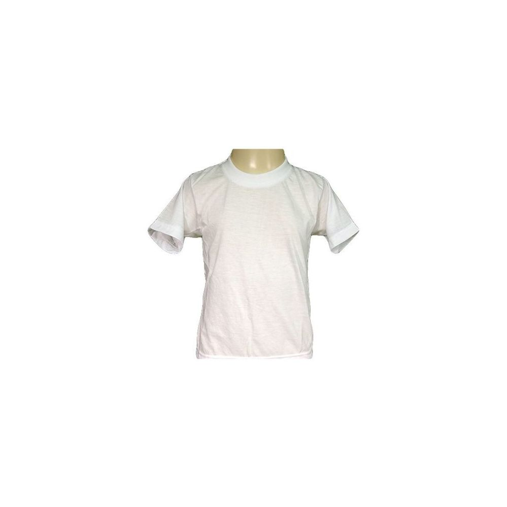 5109ab638c 36 Units of Boys White Crewneck T-Shirt In Size XLarge - Boys T Shirts - at  - alltimetrading.com