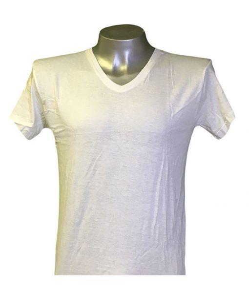 e3f67629770 36 Units of Kaiser Mens V-Neck T-Shirt In Size 2XL - Mens T-Shirts - at -  alltimetrading.com