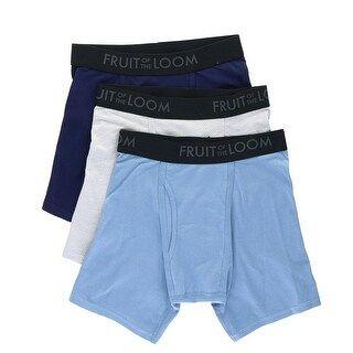 e3539dd07a24e 72 Units of Men's Fruit Of the Loom Boxer Brief, Size 3XL - Mens Underwear