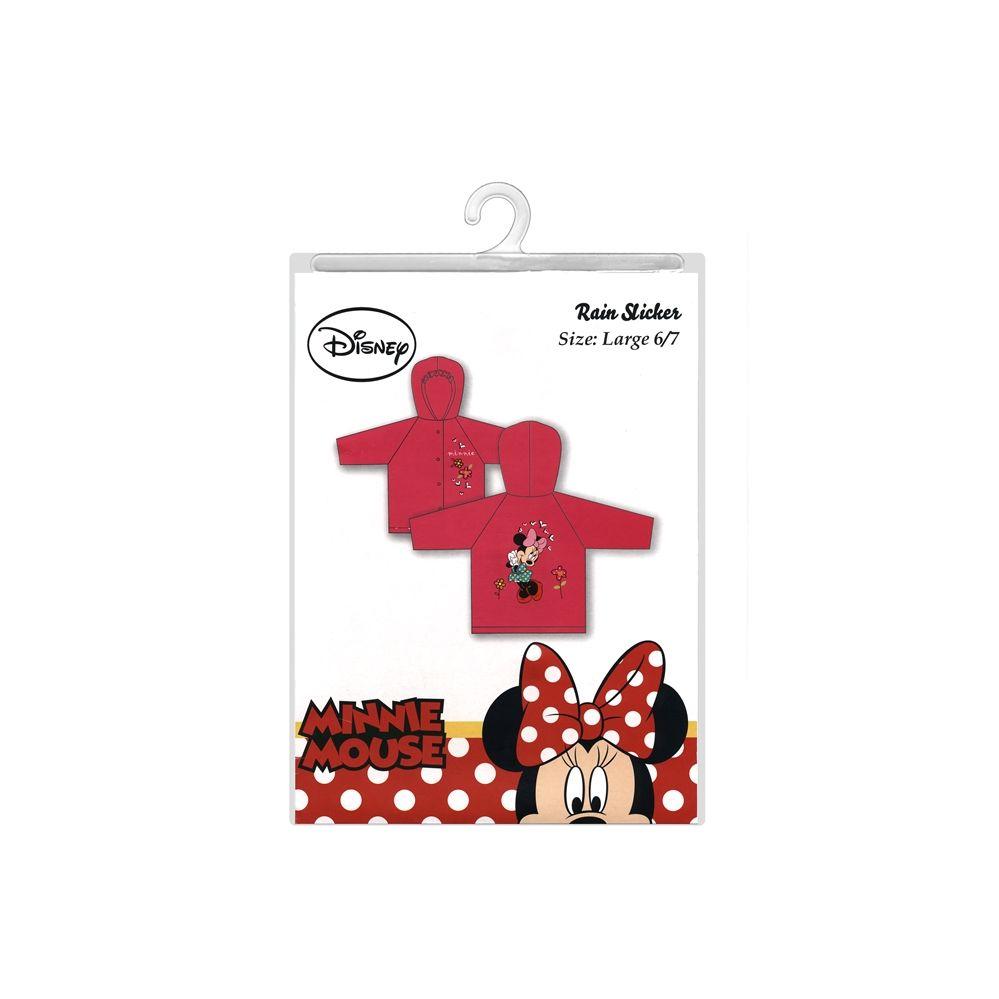 shop for authentic 60% cheap super cute 24 Units of Minnie Mouse raincoat Size 5-6 - Umbrellas & Rain Gear
