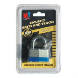 24 Units of Lock Entrance - Padlocks and Combination Locks