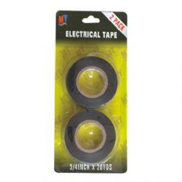 72 Units of Tape-Electrical Tape 2PCS - Padlocks and Combination Locks