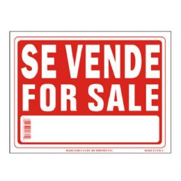 96 Units of Sign 9in x 12in Se Vende (For Sale Spanish) - Signs & Flags