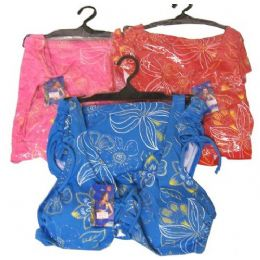 48 Units of Ladies 2 Piece Swim Wear - Womens Swimwear