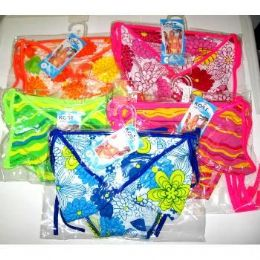 48 Units of Ladies 2pc Bikini Swim Suit - Womens Swimwear