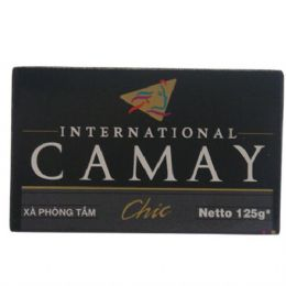 72 Units of Camay 125g Chic Black - Personal Care Items