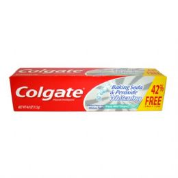24 Units of Colgate TP 4oz Baking Soda Gel - Toothbrushes and Toothpaste