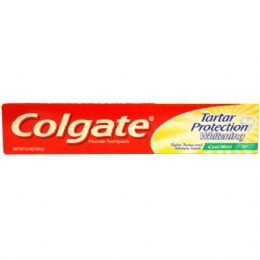 24 Units of Colgate 6.4oz Tartar Protection Gel - Toothbrushes and Toothpaste
