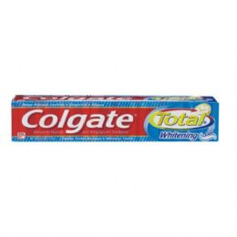 24 Units of Colgate TP Total 6oz Whitening Gel - Toothbrushes and Toothpaste