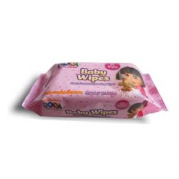 24 Units of Baby Wipes 80CT Dora - Personal Care Items
