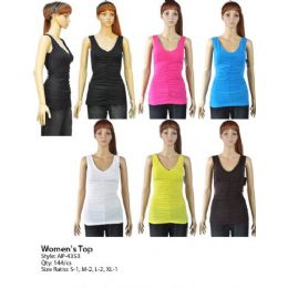 144 Units of Womans Top - Womens Fashion Tops