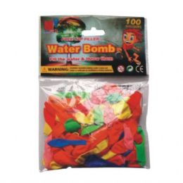 144 Units of Water Balloons 100CT - Water Balloons