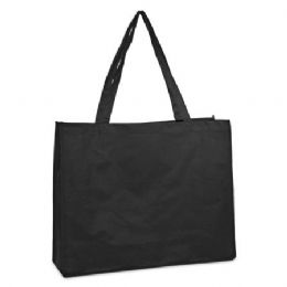 100 Units of Deluxe Tote - Black