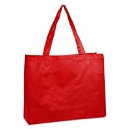 100 Units of Deluxe Tote - Red