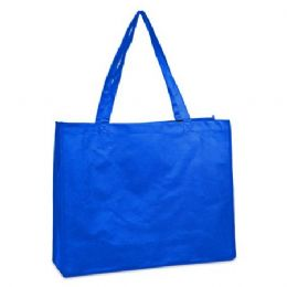 100 Units of Deluxe Tote - Royal