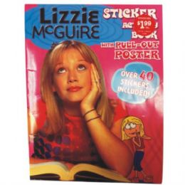 72 Units of Disney Lizzie McGuire Kim Possible Mix Books - Coloring & Activity Books