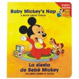 80 Units of Baby Mickey Book (80/cs) - Coloring & Activity Books