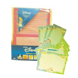 96 Units of Disney Letter In PDQ - Licensed School Supplies