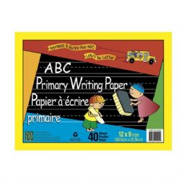 72 Units of ABC Manuscript Writing Pad 12x9 40SH - Notebooks
