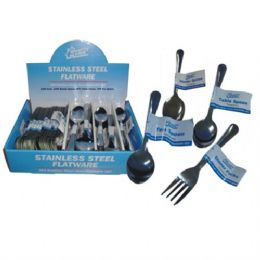 240 Units of Stainless Steel Flatware 4PK - Kitchen Cutlery