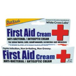 48 Units of Med 1oz First Aid Cream - Skin Care
