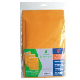 48 Units of Bubble Envelopes 3CT 6in by 9.25in - Envelopes