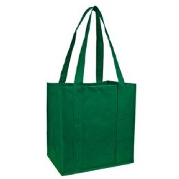 100 Units of Reusable Shopping Bag-Green